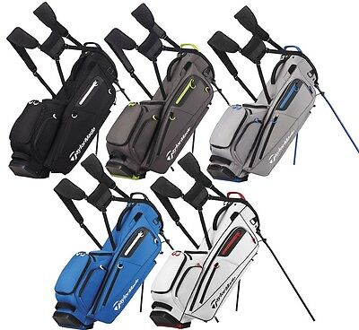 *BRAND NEW* TaylorMade 2017 FlecxTech Stand Bag - All Colours