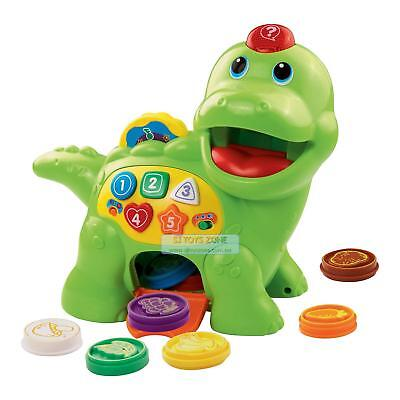 Vtech Baby Feed Me Dino Educational Early Learning Activity Toy
