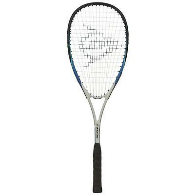 NEW Dunlop Blaze Power Pro White Squash Racket Racquet Mens