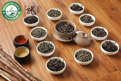 10 Tpyes Assorted Famouse Chinese Oolong Tea 10g*10