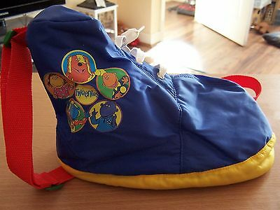Tweenies Shoe Shape Bag 1998 Early Learning Centre