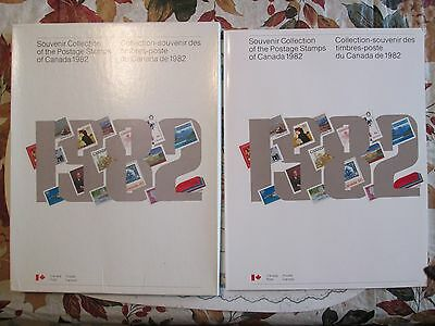 Canada 1982 Souvenir Collection Book With Stamps Mnh 17.36 Face Value