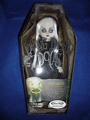 Living Dead Dolls Exclusive Germany Close Up Walpurgis Ldd Gothic Horror As New