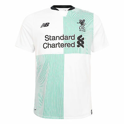 Liverpool FC  LFC Mens Replica Away Shirt 17/18 Official