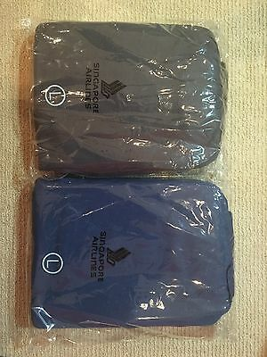 NEW Singapore Airlines First Class Pyjamas/Tracksuit size L (Blue or Charcoal)