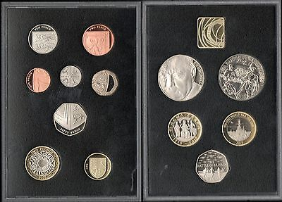 2015 Royal Mint Proof 13-Coin Set Collector Edition Includes Commemoratives