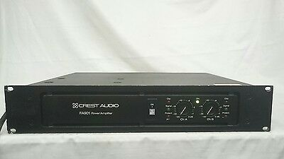Crest Audio FA901 Amplifier