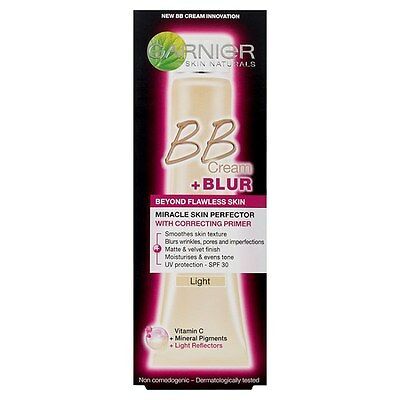 Garnier BB Cream Blur Light Tinted Moisturiser 40ml