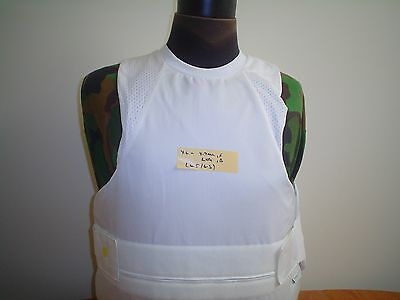 Covert Male Nij Level 2 Bullet/stab Proof Vest Extra  Large/extra Tall Mehler