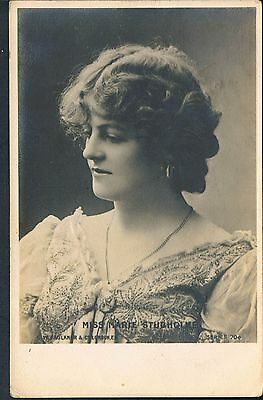 Undivided Postcard 1903 Miss Marie Studholm - Gpo Newport Salop - Local