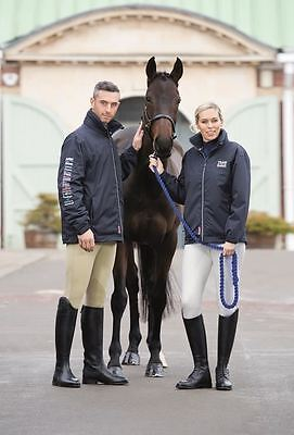 Shires Team Branded Training Jacket- Unisex Equestrian Horse Riding Wear 9857