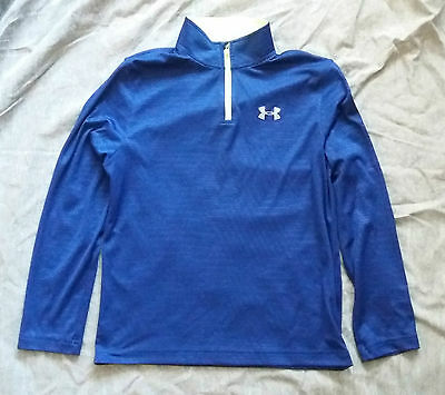Under Armour Heat Gear YLG/JG/G Youths Long Sleeve Top