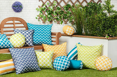 Arabesque Collection Outdoor Garden Furniture Scatter Cushions Water Resistant