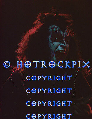 Archival Quality Photo Of Gene Simmons Of Kiss 1974