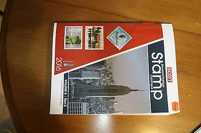 Scott 2016 Postage Stamp Catalogue  Vol 6 San-Z countries gently used