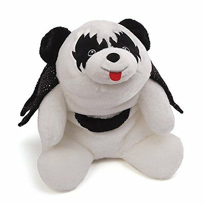 "Snuffles Teddy Bear My First Kiss Demon Gund 10"" New Gene Simmons"
