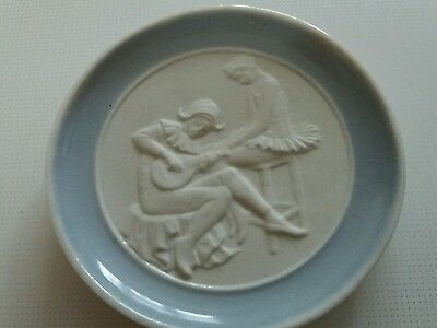 Genuine LLadro Porcelain Trinket/Pin Dish,
