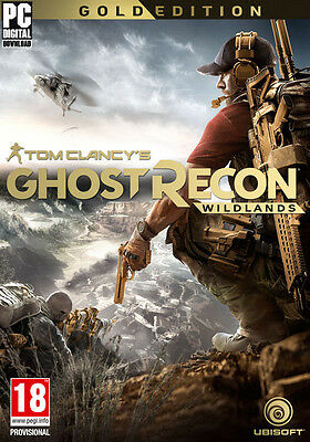 Tom Clancy's Ghost Recon Wildlands -GOLD EDITION- Key PC Download Code (uplay)