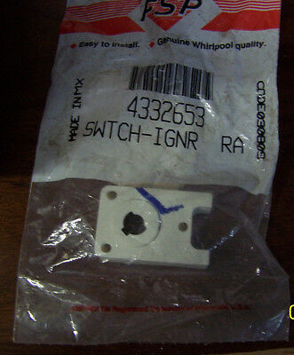 FSP Switch 4332653 WB24X0411  For GE, Roper and Whirlpool Ovens, FREE SHIPPING!!