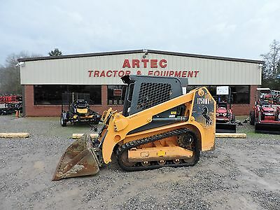 2012 Mustang 1750Rt Multi Terrain Loader - Takeuchi - Bobcat - Low Hours!!