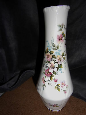 Collectable. Royal Grafton, Bone China, 'Summer Melody' bud vase.