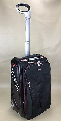 """Tumi T3 Transporter 22"""" Upright Wheeled Carry On Suitor Suitcase 6322CB"""