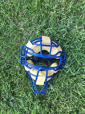 umpire face mask