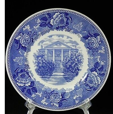 Wedgwood Rosalie Mansion Daughters American Revolution Plate Natchez, MS D.A.R.