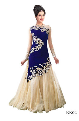 New Indian Bollywood Designer Dress Wedding Lehenga Gown Blouse Top Choli Lengha