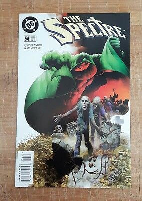 The Spectre #54 first appearance Mr. Terrific high grade