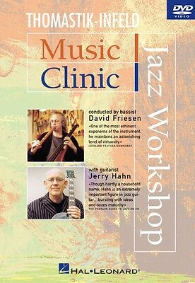David Friesen Jazz Workshop DVD NEW 000320401