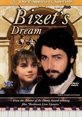 Bizet's Dream Composers Specials Series Videos DVD NEW 000320448