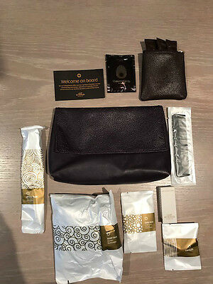 Etihad Airways First Class Airline Amenity Kit by Christian Lacroix