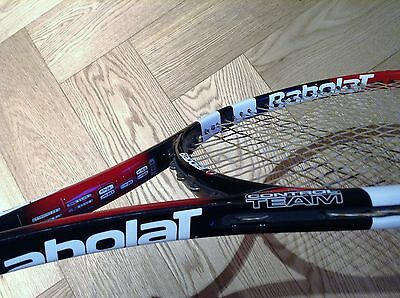 Babolat Pure Control Team Tennis Racket With Head Cover Bag