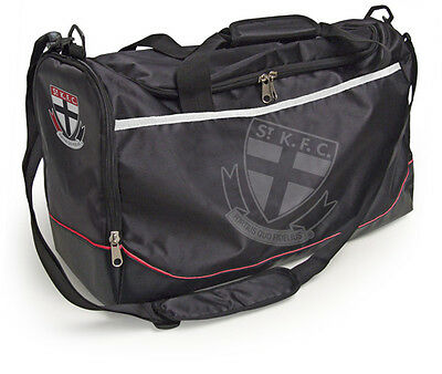 St Kilda Saints AFL Sports Travel Bag! School Bag! Shoulder Bag!