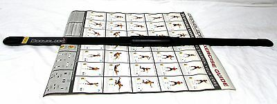 """BodyBlade Classic 48"""" Exercise w/ exercise guide poster"""