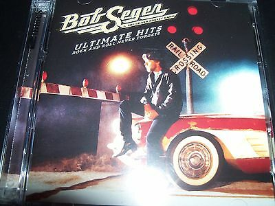 Bob Seger & The Silver Bullet Band Ultimate Hits Best Of Greatest 2 CD – New