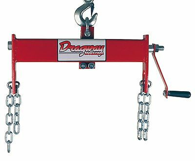 Dragway Tools® 2 Ton Load Leveler for Engine Hoist Shop Crane Cherry Picker Lift