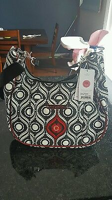 Petunia pickle bottom touring tote evening in Islington NWT