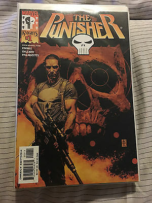 Punisher Marvel Knights 1-12: NM, Ennis/ Dillon