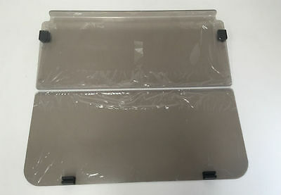 WINDSHIELD FOR CLUB CAR DS pre 2000 GOLF CARS. 4MM ACRYLIC. TINTED OR CLEAR.
