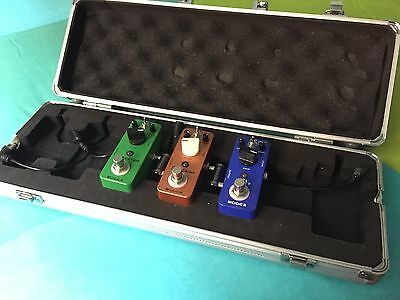 Pedali Mooer - Repeater  - Soul Shiver - Solo - Firefly M6