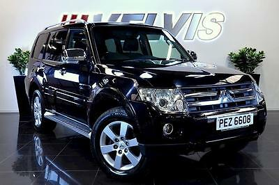 Mitsubishi Shogun Lwb Di-D Glx Warrior Estate 3.2 Automatic Diesel