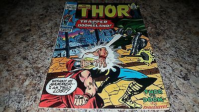 Thor #183 (Dec 1970, Marvel) FINE+.....THOR VERSUS DR.DOOM!!!