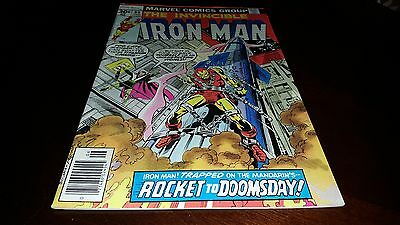 Iron Man #99 (Jun 1977, Marvel) VF-