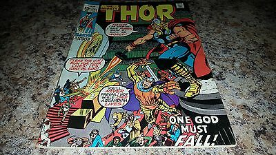 Thor #181 (Oct 1970, Marvel) FINE+