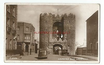 Ireland Co. Louth Drogheda Laurence Gate Real Photo Vintage Postcard 29.3