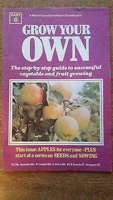 Grow Your Own Fruit APPLES Seeds Sowing Marshall Cavendish Handbook Part 6