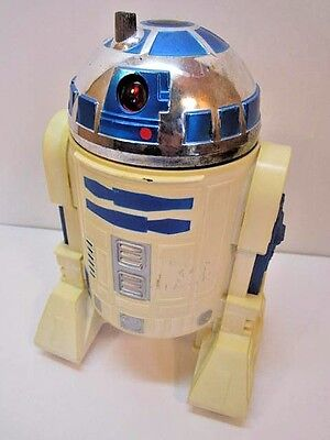 Vintage 1978 Star Wars R2-D2 Electronic Toy 1970's Toy General Mills Kenner