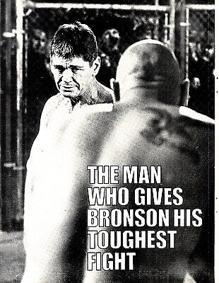 Charles Bronson In The Streetfighter Article & Picture(S)